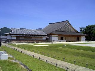 史跡篠山城大書院